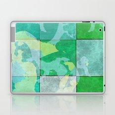 Tiled abstract Laptop & iPad Skin