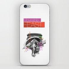 Paris (1 of 5) iPhone & iPod Skin
