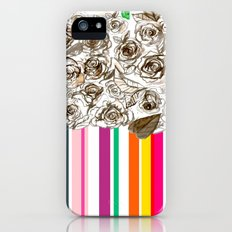 Sweet Floral Dream iPhone (5, 5s) Slim Case