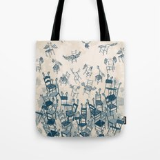 Armchairs and Wingchairs Tote Bag