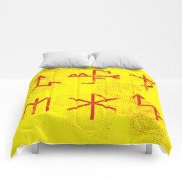 Runes Comforters