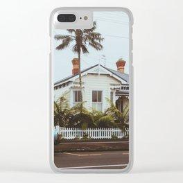 Devonport Architecture Clear iPhone Case