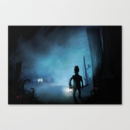 Item Nine Canvas Print