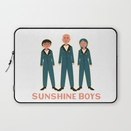 Sunshine Boys 2020 png Laptop Sleeve