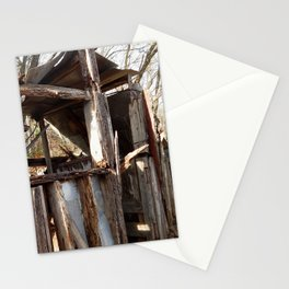 Abandoned #2 Stationery Cards