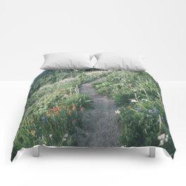 Happy Trails XIII Comforters