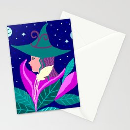 Fairy of the lilies Stationery Cards