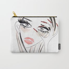 Fine! Carry-All Pouch