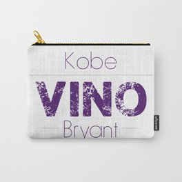 VINO (Purple) Carry-All Pouch