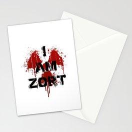 I Am ZORT Stationery Cards