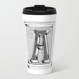 The Alphabetical Stuff - A Travel Mug