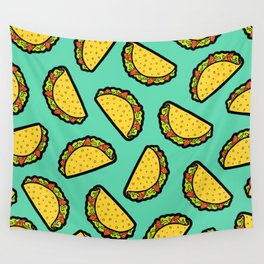 It's Taco Time! Wall Tapestry