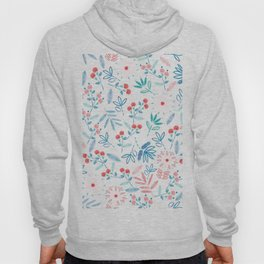 Emboidery Pattern Hoody