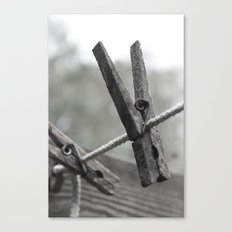 Old Country  Canvas Print