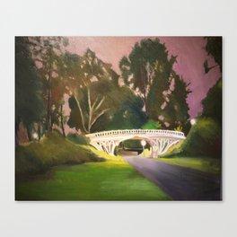 Bridge No. 28 Canvas Print