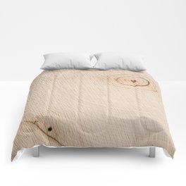 Real Wood Texture / Print Comforters