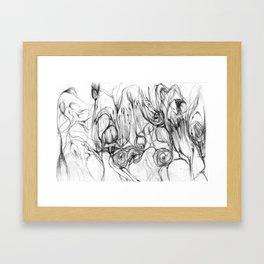 Bloom 0.5 Framed Art Print