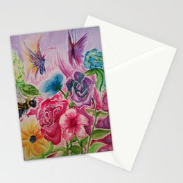 Spring Glamour Stationery Cards