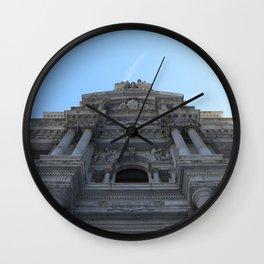 City Hall Wonder (Philadelphia) Wall Clock