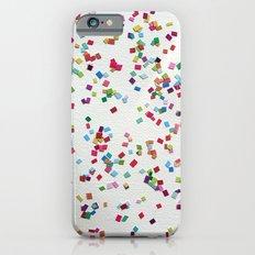 Confetti by Robayre iPhone 6s Slim Case