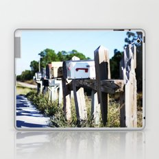 Country Mail #3 Laptop & iPad Skin