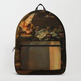 "Francisco Goya ""The Inquisition Tribunal (Escena de Inquisición)"" Backpack"