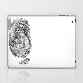 Detective Thumb Laptop & iPad Skin