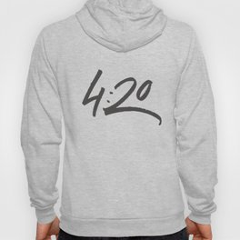 HIGH - 4:20 - Black Hoody