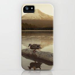 The Oregon Duck iPhone Case