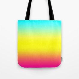 Ombre Magical Rainbow Unicorn Colors Tote Bag