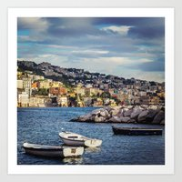 Naples 2 Art Print