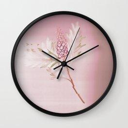 Grevillea - 01 Wall Clock