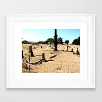 community Framed Art Prints featuring Community by Madison Webb