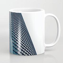 Skyscraper in Madrid Coffee Mug