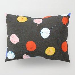 Graffiti Dots Pillow Sham