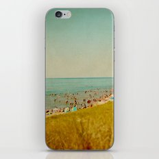 The Last Days of Summer iPhone Skin