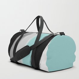 Cold winter , abstract Duffle Bag