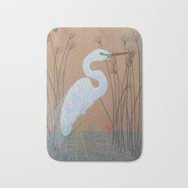 Unicorn Egret Bath Mat