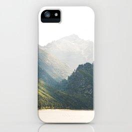 The Montana Collection - Lake Como iPhone Case
