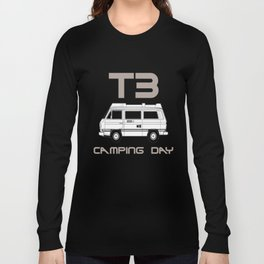 T3: Camping Day Long Sleeve T-shirt
