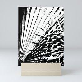 Spiked Palm Mini Art Print