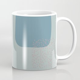 Wrapping a present Coffee Mug