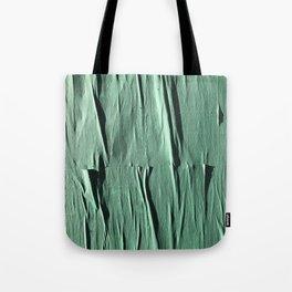 NYC Walls (zelen v.2) Tote Bag