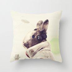 Star Team - Peppy Throw Pillow