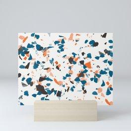 Terrazzo 4Ever Mini Art Print