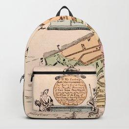 New York City 1728 Backpack