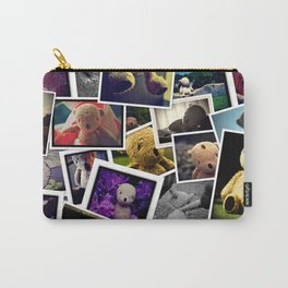 Palin Bear Carry-All Pouch