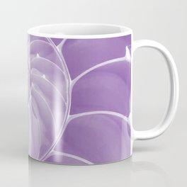 Ultra Violet Chambered Nautilus Coffee Mug