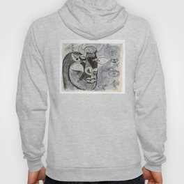 Pablo Picasso Bull Painting 1937 Artwork for Prints Posters Tshirts Bags Men Women Youth Hoody