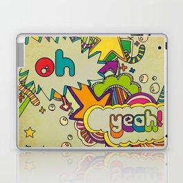 Yeah Yeah! Laptop & iPad Skin
